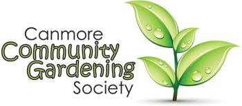 Canmore Community Gardening Society Logo