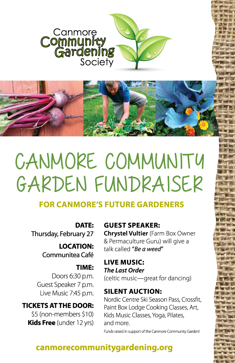 Blog Canmore Community Gardening Society Growing Food