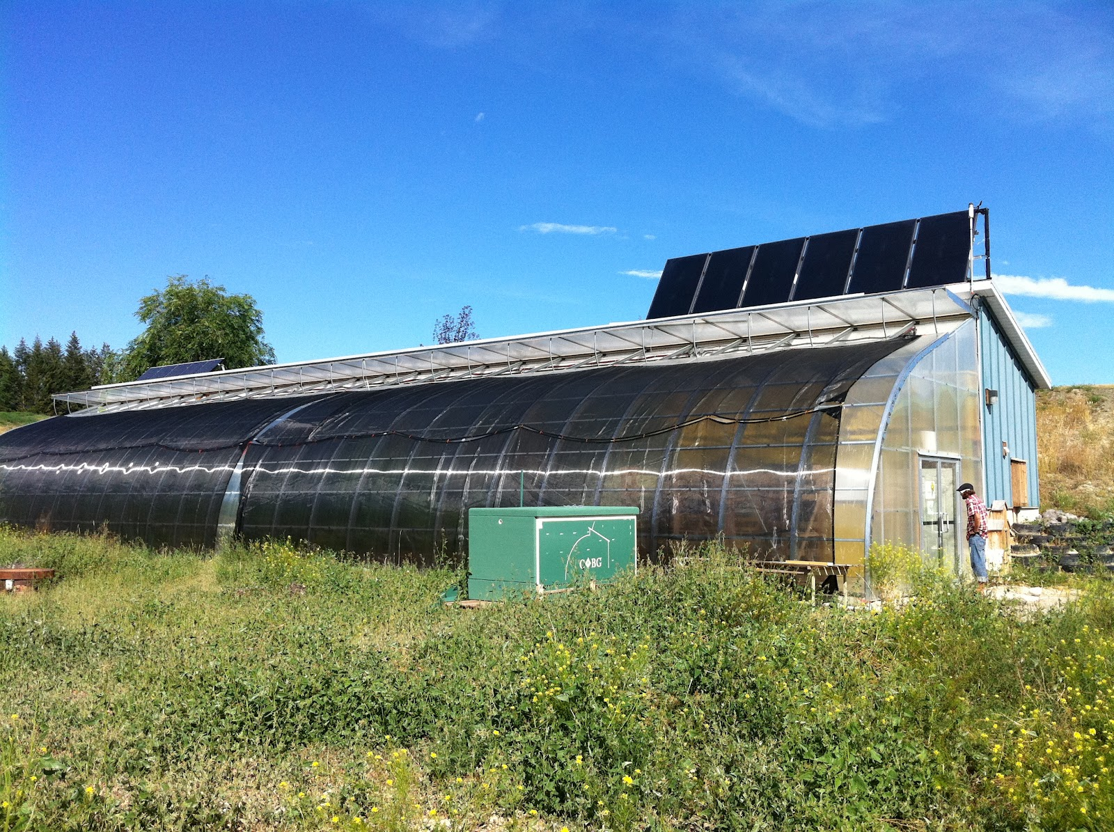Passive Solar Tomato House Wish List Canmore Community